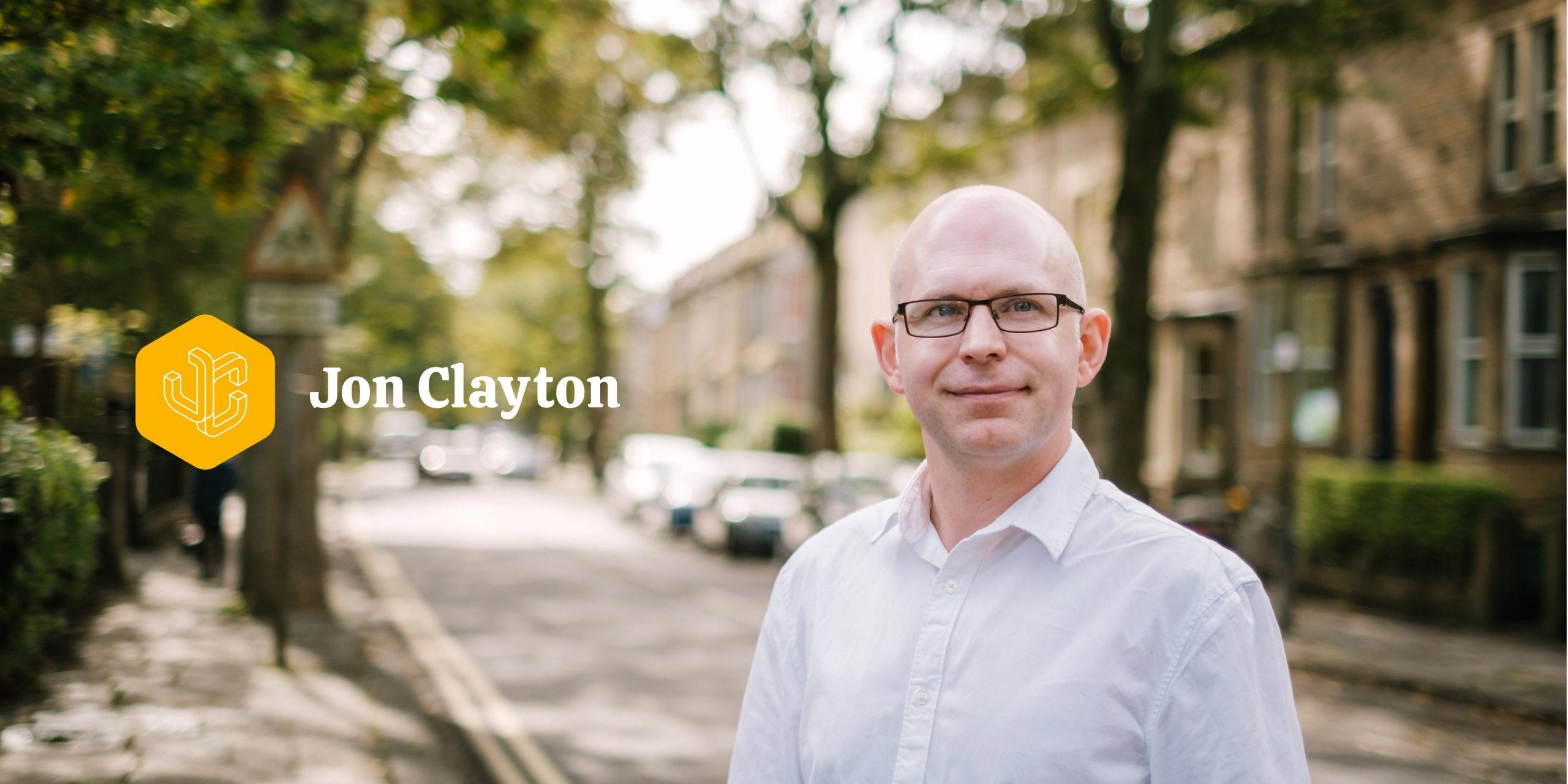 Rebrand for residential architect Jon Clayton | The Design Attic