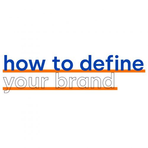 How to define your brand | The Design Attic